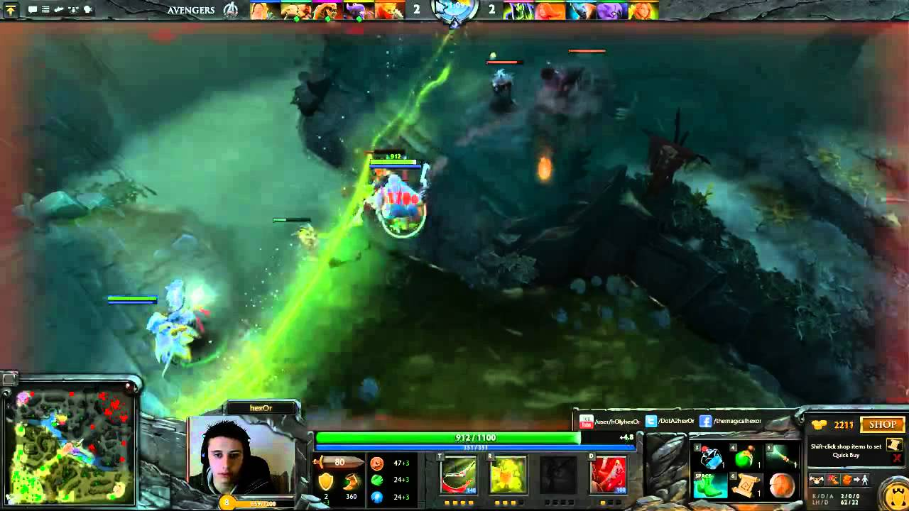 how to make bots follow you dota 2