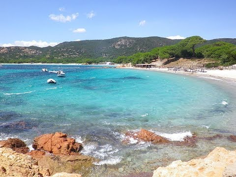 Places To See In Corsica France Plage De Palombaggia