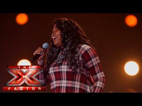 Watch Karen Mav sing Etta James' I'd Rather Go Blind | The 6 Chair Challenge | The X Factor UK 2015