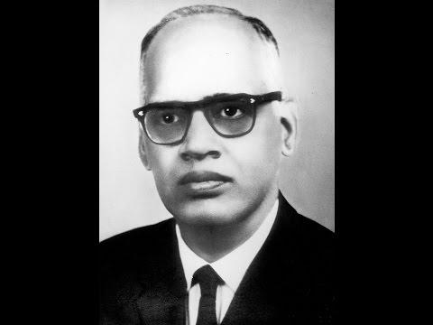 A documentary on G.N. Ramachandran