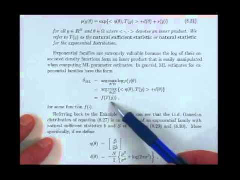 Lecture 27 -- EM Algorithm (Chapter 8.7): Simplified Methods for Deriving EM Updates