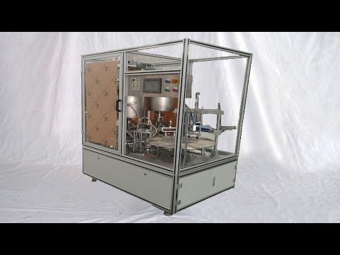 air cushion bb cream filling machine Blemish Balm filler dropping by robot system كريم ملء آلةиз YouTube · Длительность: 16 с