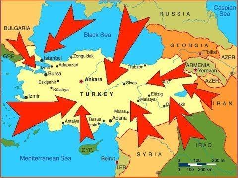 Чечня и Дагестан - Как Чеченские земли были переданы Дагестану