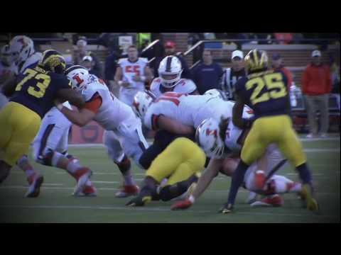 2016 Michigan Football Highlights v. Illinois