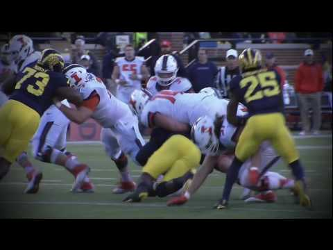 2016 Michigan Football Highlights v. Illinois