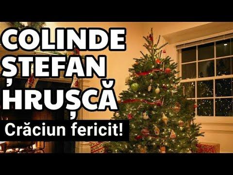 Stefan Hrusca - Colaj colinde 2018 - 2019