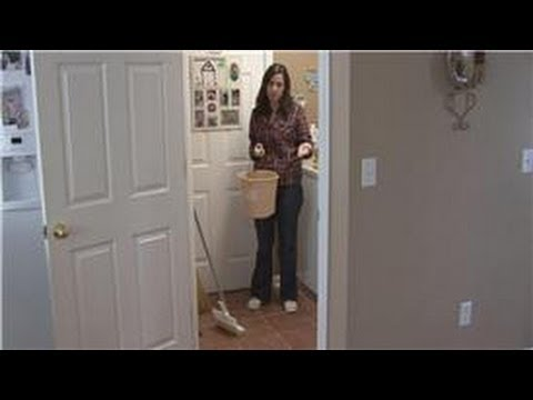 Housekeeping Instructions : How to Remove Wax Buildup on Linoleum