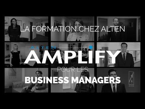 ALTEN Amplify - La formation pour les Business Managers