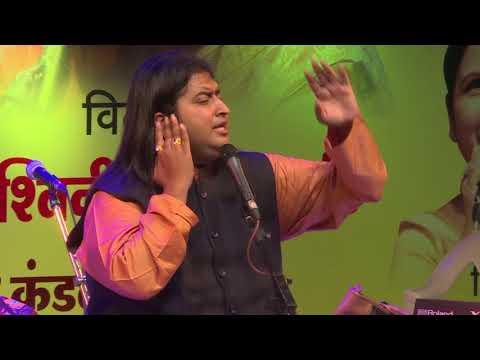 Swaradhish Dr. Bharat Balvalli sings Majhe Maher Pandhari originally sung by Pt. Bhimsen Joshi