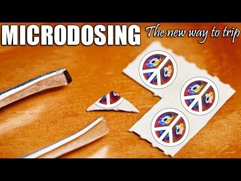 Microdosing LSD & Psilocybin | The New Way To Trip?