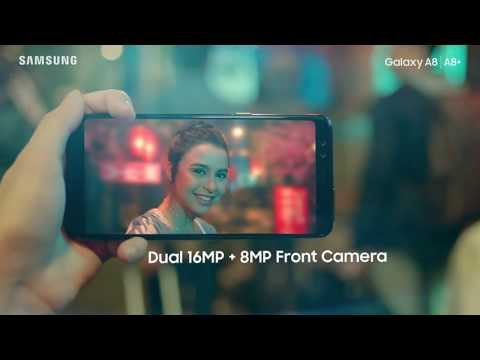 Samsung Galaxy A8/A8+ | Commercial of 2018