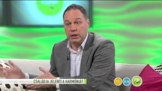 Pachmann Péter: ˝Szerelem volt, óriási szerelem˝ - 2016.03.07. - tv2.hu/fem3cafe