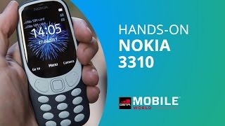 Nokia 3310: a volta do clássico [Hands-on MWC 2017]