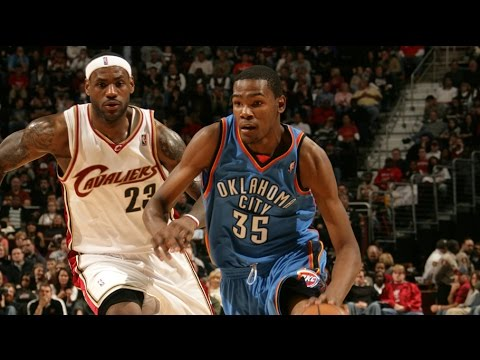 Horace Grant Durant and Scottie Pippen James: SIMILAR YET DIFFERENT...