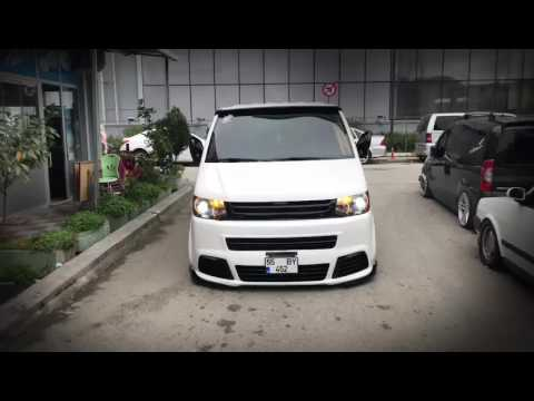 transporter air s spansiyon mafi garage samsun youtube. Black Bedroom Furniture Sets. Home Design Ideas