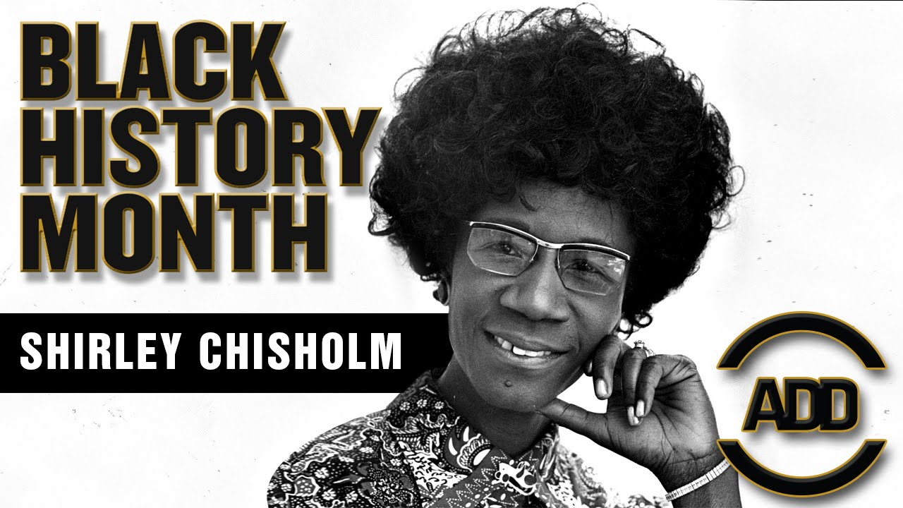 shirley chisholm Cover stories shirley chisholm's 'unbought and unbossed' presidential campaign poster a look back at the 1972 campaign by one of the most formidable women in politics.