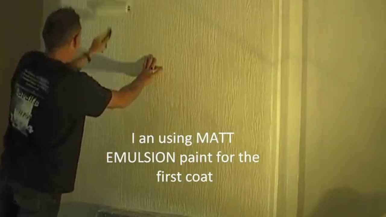 Painting Effects - Tree-Bark Wall Texture - Part 1 - YouTube