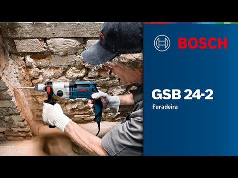 ¡Lanzamiento! Taladro de Impacto GSB 24-2