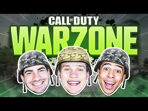 The BOYS PLAY WARZONE - FUNNY MOMENTS