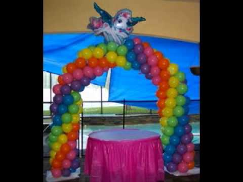 Cool My Little Pony Birthday Party Ideas