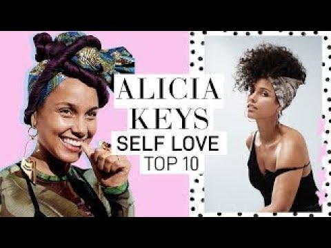 ALICIA KEYS' TOP 10 RULES FOR SELF LOVE