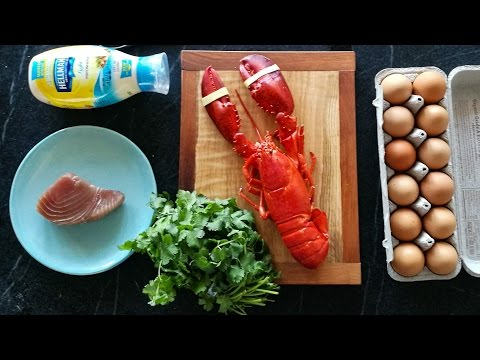Lobster Brunch - Ultimate DIY Feast