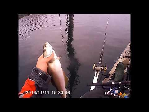 Kayak Wreck Fishing at Castletownbere, West Cork, Ireland
