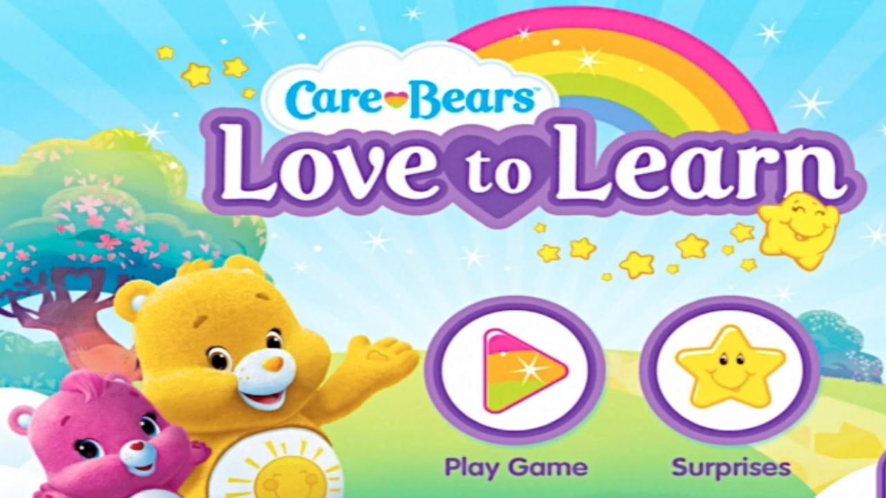 List of Care Bears video games - Wikipedia