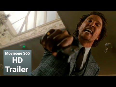 The Gentleman – Mathew McConaughey Official Trailer 2020