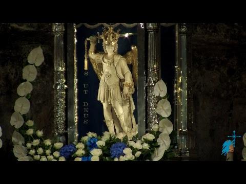 Festa delle Apparizioni - Divina Eucaristia presieduta da Mons. Domenico D'Ambrosio - 08.05.18