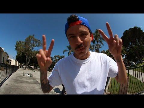 Day in the life: Luan de Oliveira em L.A