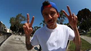 Day in the life: Luan de Oliveira em L.A