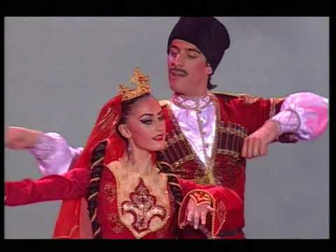 The Imperial Russian Dance Company's FLYING TZARS, Part 1