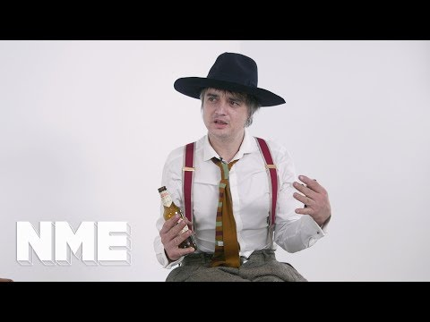 "Peter Doherty interviewed: ""I really don't want to die"""