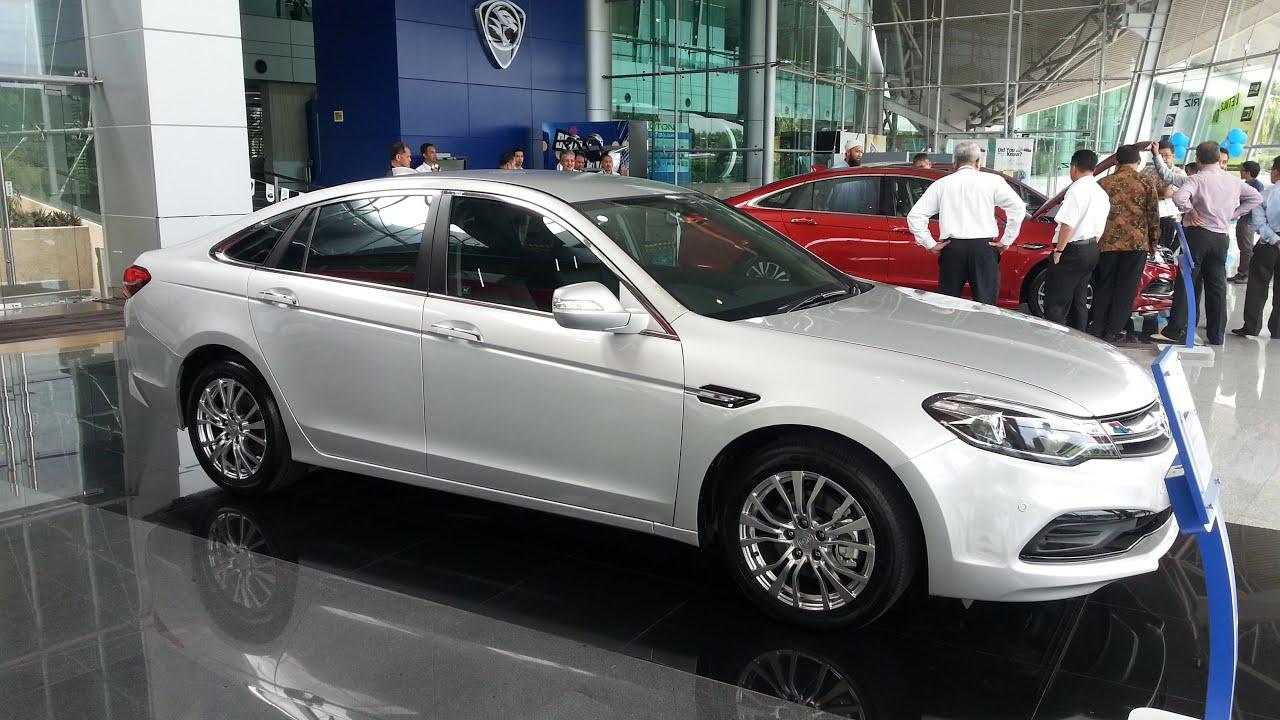 Car interior malaysia - The New 2016 Proton Perdana 2 0l Malaysia Launched Interior Exterior Hd Youtube