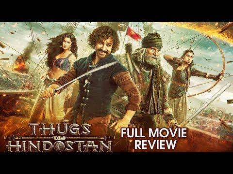Thugs of Hindostan | Full Movie Review | Amitabh Bachchan | Aamir Khan | Katrina Kaif | Fatima Sana