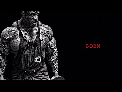 RONNIE COLEMAN - BORN FOR THIS [HD] Bodybuilding Motivation