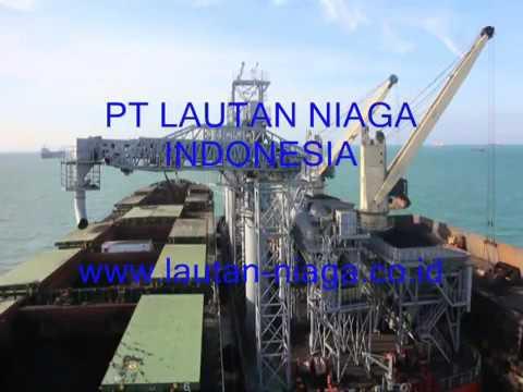 M V TINA LOADING INDONESIAN COAL AT TABONEO