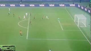 Real Madrid 3 vs Kashima 2 Gol de Cristiano Ronaldo