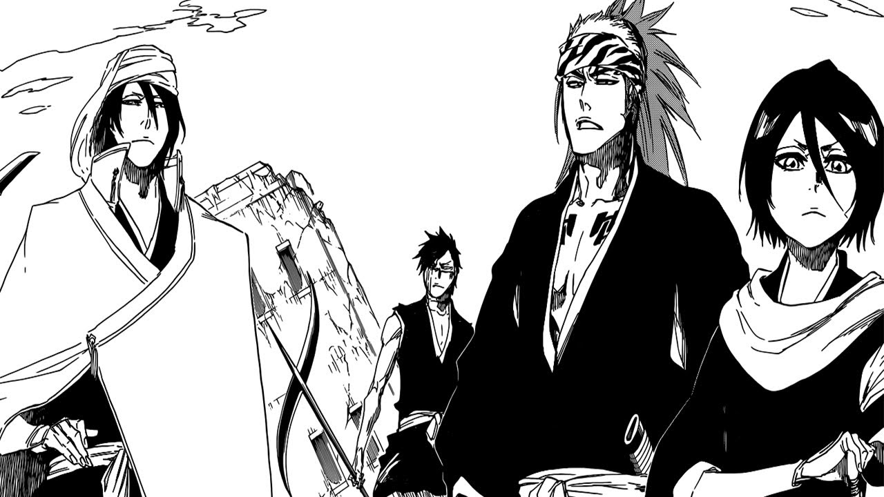 Bleach Manga Chapter 5...