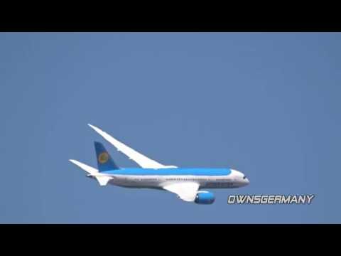 Uzbekistan Airways Boeing 787 Dreamliner