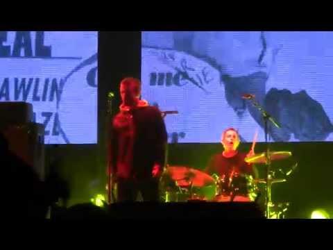 Beady Eye  The Roller @ Yokohama Arena  25,03,2014