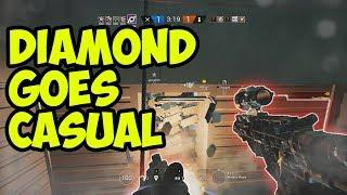 Diamond Sweaty Plays Casual - Rainbow Six Siege