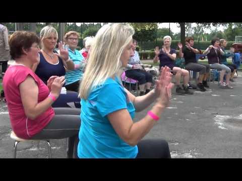 Von Chair Dance bis Sensual Fighting: Neue Sportarten fr Frauen