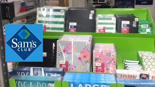 Shop with Me at SAM'S CLUB! Cute Planners, Christmas Decor & Gifts, and Fun Finds!