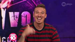 Luke Unravels His Shock 'Australian Survivor' Exit | Studio 10