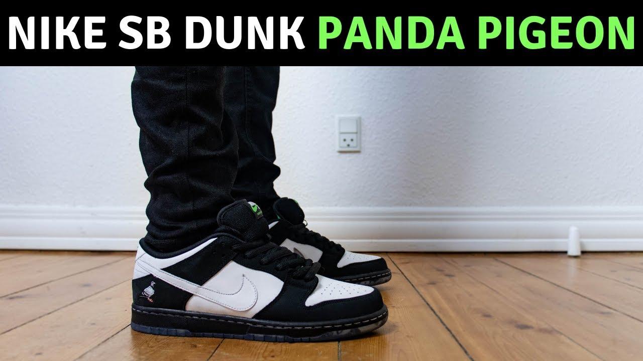 panda pigeon