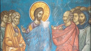 2020.09.20. Grace and Truth. Sermon by Archpriest David Pratt