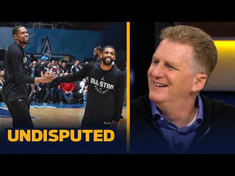Michael Rapaport: Knicks have never had a star like Kevin Durant, talks Kyrie | NBA | UNDISPUTED