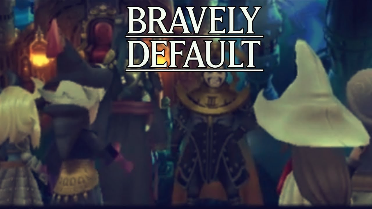 Let's Play Bravely Default Part 28 Time Mage side quest- Gameplay ...